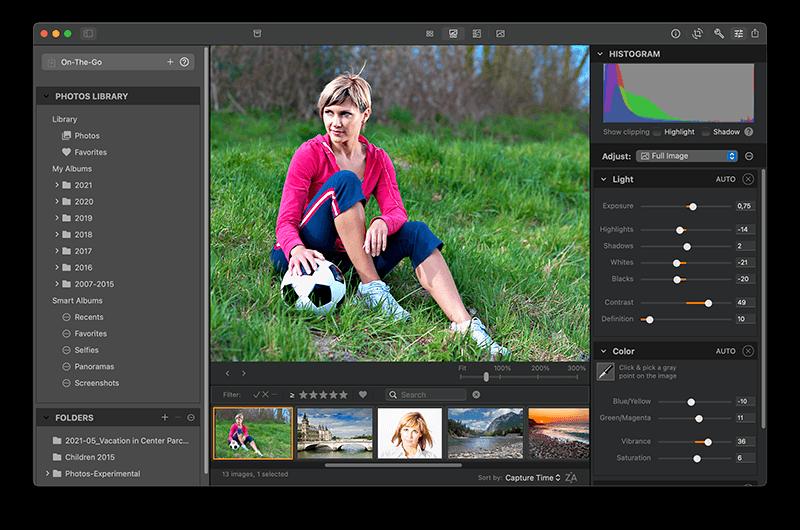 Photo Sense: Photo Management app for Mac